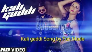 Kali Gaddi: Dev Arora (FUll Video Song) | Desi Routz | New Punjabi Songs 2017 |