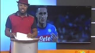 Badwam Sports on Adom TV (17-8-17)