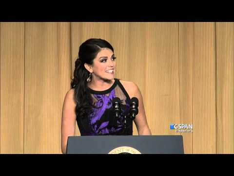 Cecily Strong complete remarks at 2015 White House Correspondents Dinner C SPAN