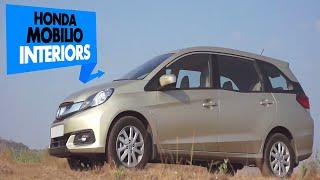 Honda Mobilio Interior : PowerDrift