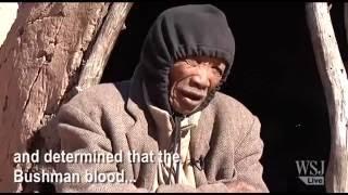 Last Song of a Kalahari Bushman