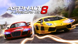 Asphalt 8: Airborne (by Gameloft) - iOS / Android - Walkthrough Part 2
