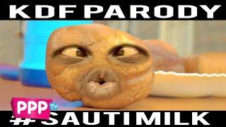 SautiMilk - Sauti Sol ft tiwa savage Girl Next Door KDF PARODY