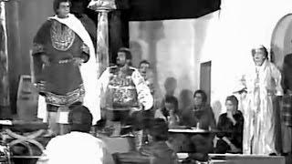 مسرحية الحلقة فيها وفيها كاملة 1976| مسرح البدوي | Théâtre Marocain | Théâtre Badaoui