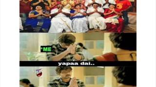 Saravanan meenakshi latest comedy memes