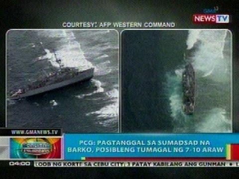 Xxx Mp4 BP 2 Tugboats Na Tutulong Sa Pag Alis Sa Sumadsad Na US Navy Ship Nasa Tubbataha Na 3gp Sex