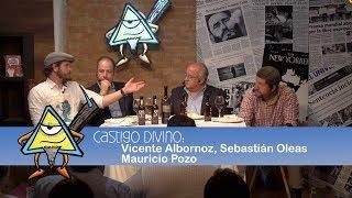 Castigo Divino: Vicente Albornoz, Sebastián Oleas & Mauricio Pozo