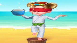 Karate Girl vs  School Bully Based on true stories - Baby Games, Fun Kids Games HD