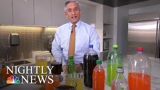 Diet Sodas Raise Risk Of Dementia And Stroke, Study Finds | NBC Nightly News