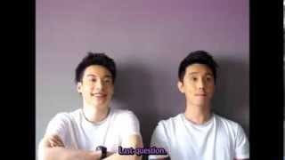 [ENG SUB] Boy's Stories - Pom & Aong Part 2 (ปอมอ๋อง)