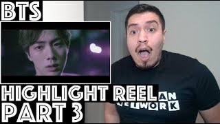 BTS LOVE YOURSELF Highlight Reel '轉' Part 3 Reaction