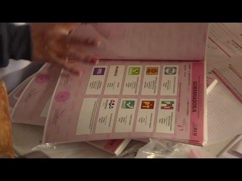 Mexicanos votan en elección que anticipa presidenciales de 2018