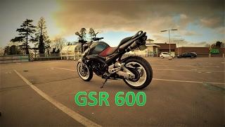 Suzuki GSR 600 Review [HD]