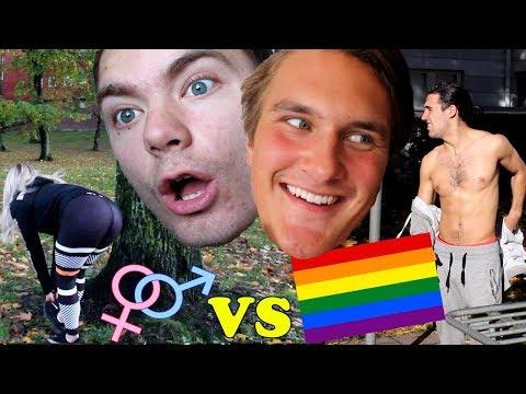 Xxx Mp4 Heterosexuella Par VS Homosexuella Par 3gp Sex