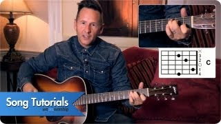 Martin Smith - You Are My Salvation - Song Tutorial