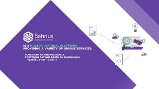 Safinus platform - the most expected ICO!