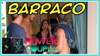 POWER COUPLE BRIGA JORGE E GRETCHEN 7 PROGAMA