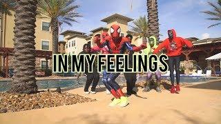 Drake - In My Feelings (Dance Video) shot by @Jmoney1041