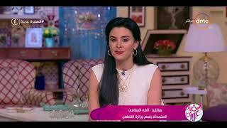 """السفيرة عزيزة - ألفة السلامي"""" تجربة صرف نفقات المطلقات عن طريق التليفون المحمول خلال الثلاثة أشهر """""""