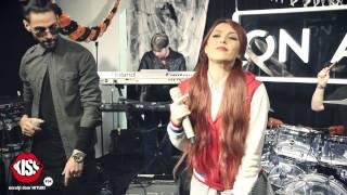 Glance feat. Elena & Naguale - In bucati (live @ Kiss FM)