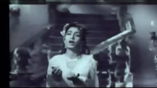 Tujhko Bhulana Mere Bas Mein Nahi - Lata - Alif Laila1953