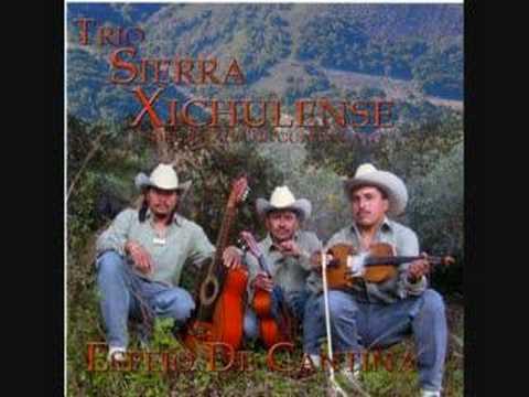 Trio Sierra Xichulense Espejo de Cantina