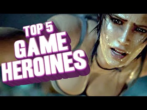 Xxx Mp4 Top 5 Video Game Heroines 3gp Sex