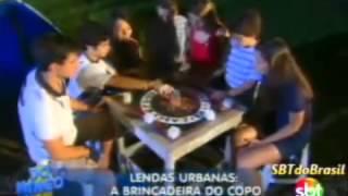 Lendas Urbanas - A Brincadeira do Copo