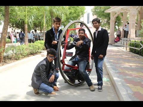 TechExpo'15 - State Level Engineering Project Exhibition