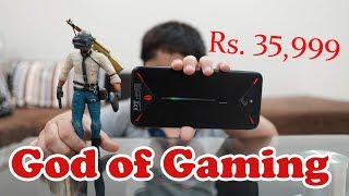 Nubia Red Magic 3 Unboxing - God Of Gaming, 855, 90Hz Refresh, Touch Buttons, 5000 Battery Rs. 36K