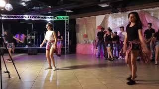 Kimberly's surprise dance (Scooby doo pa pa)
