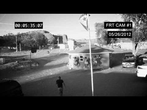 Navajo Security Caught on Camera