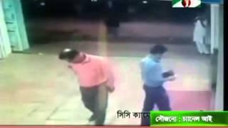 Milky killing video on cctv bangladesh  YouTube