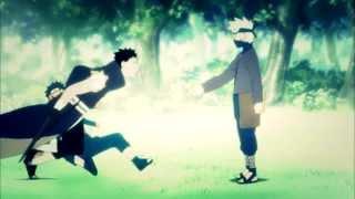 Kakashi vs Obito & Team7 vs Juubi - Naruto AMV The End is Where We Begin