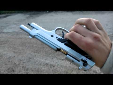 Ekol Jackal Dual 9 mm Full AUTO Beretta model 92