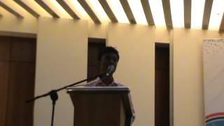 Al-Amin Kabir's Speech on Teespring with Niche Site
