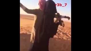 رقص بنت على شيلات مهنا العتيبي