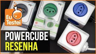 PowerCube: conheça o adaptador de tomadas mais seguro e legal - Resenha EuTestei