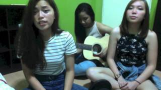 Roses (Acoustic cover) by The Three of Us