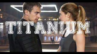 Divergente - Titanium