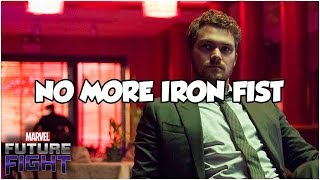 Iron Fist Cancelled! & Implications for Us - Marvel Future Fight