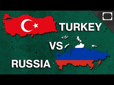 Why Do Russia And Turkey Hate