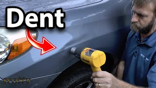 Removing Car Dents Without Having To Repaint