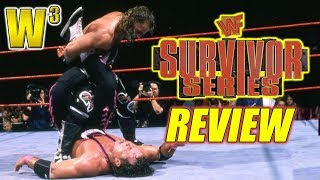 WWF Survivor Series 1997 Review | Wrestling With Wregret