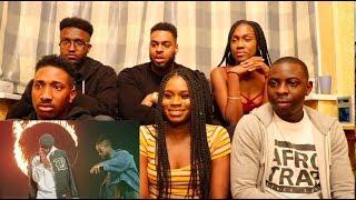 DIAMOND PLATNUMZ ft OMARION - African Beauty ( REACTION VIDEO ) || @diamondplatnumz
