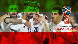 Iran Qualified for 2018 World Cup | All Games of Iran in 2017/18 (Friendly And Qualification Games)