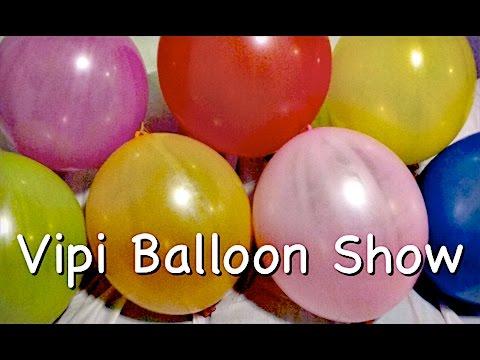 Punch balloons pop! Boom boom BOOM!!!