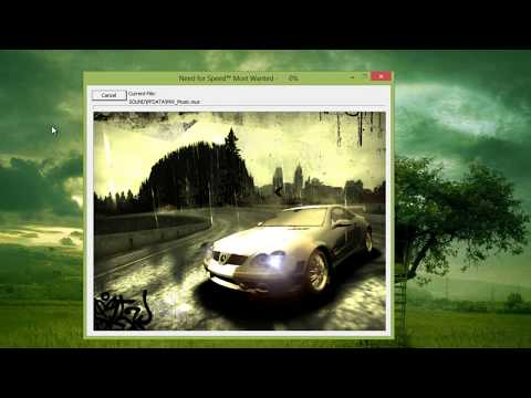 Need For Speed Most Wanted & Mod Loader For Free
