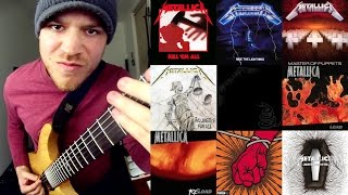 Every Metallica Song in 4 Minutes