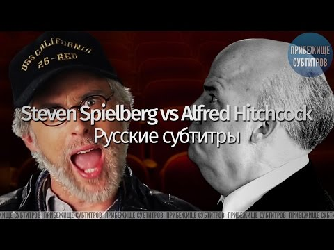 Epic Rap Battles of History - Steven Spielberg vs Alfred Hitchcock Season 4 (Ру��кие �убтитры)